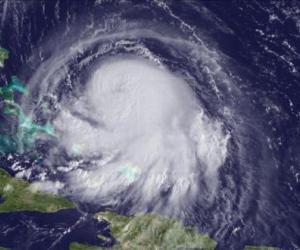 huracán joaquín