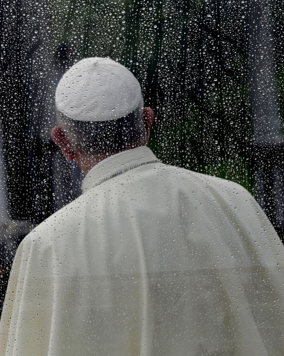 El Papa Francisco. Foto: Ismael Francisco/ Cubadebate