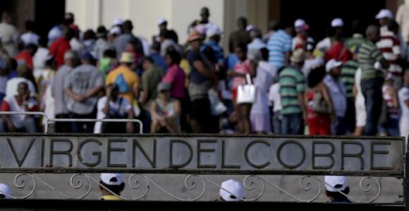 Homilía de Su Santidad Francisco en la Santa Misa ofrecida en la Basílica menor del Santuario de la Virgen de la Caridad del Cobre. Foto: Ismael Francisco/ Cubadebate