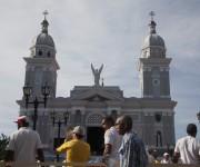 La preciosa Catedral de Santiago de Cuba. Foto: Ismael Francisco/ Cubadebate