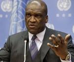 john ashe, expresidente de asamble nacional de la ONU
