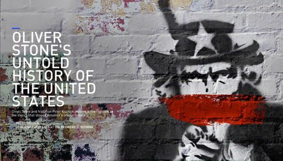 """""""La historia no contada de los Estados Unidos"""", serie de Oliver Stone."""