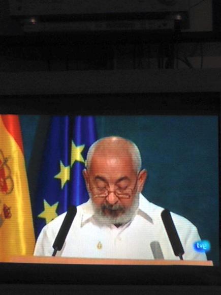 leonardo padura agradce el premio princesa de asturias