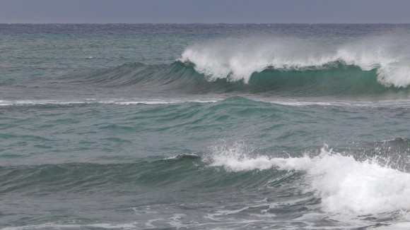 El mar en gibara, Holguín. Foto: Danier Ernesto González Velázquez / Cubadebate