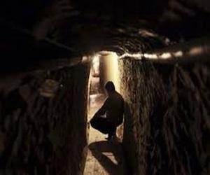 Túnel empleado en la fuga del Chapo.