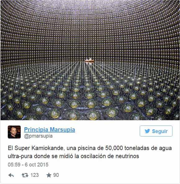piscina de neutrino