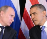 Vladimir Putin y Barack Obama. (Foto: Archivo)