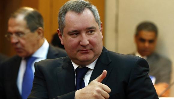 Dmitri Rogozin, vicepresidente del gobierno ruso. (Foto: Reuters)