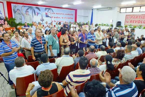 PCC en Villa Clara