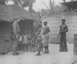 007   Con nativos del Congo