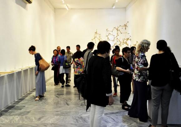 Muestras del artista Carlos Garaicoa. Foto. Roberto Garaicoa Martínez.