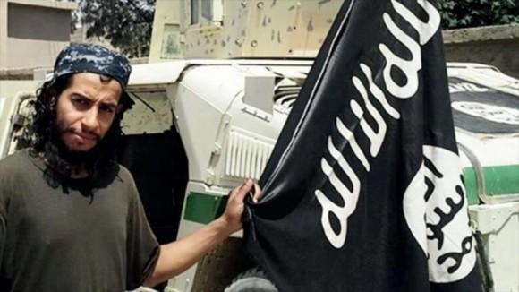 El presunto cerebro de los atentados de París, capital francesa, Abdelhamid Abaaoud.