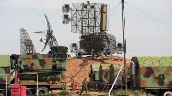 Sistemas de misiles antiaéreos S-300PM. Foto: Ria Novosti / Artem Zhitenev