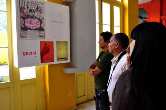 Una de las obras a concurso.. Foto. Roberto Garaicoa Martinez/ Cubadebate