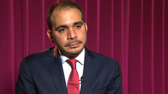 Ali Al Hussei (Baharien). Foto tomada de BBC Sport.