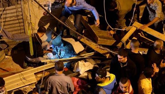 Escena posterior al atentado ocurrido ayer en Beirut. Foto tomada de El Heraldo