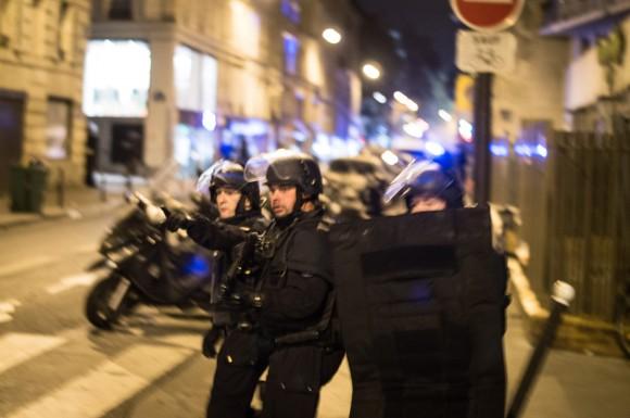At least six terrorist attacks kill more than 120 in Paris