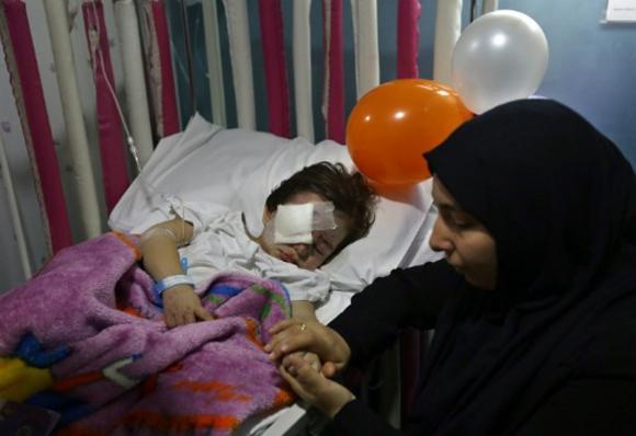 Víctimas de atentado del EI en Beirut. Foto: Getty Images