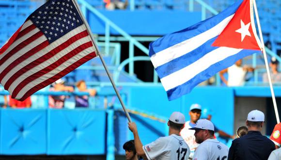 Beisbol Cuba -EEUU