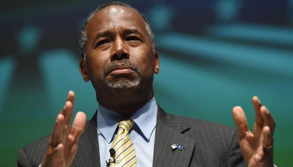 Candidato presidencial por el partido republicano, Ben Carson  (Foto: AP / Rainier Ehrhardt).