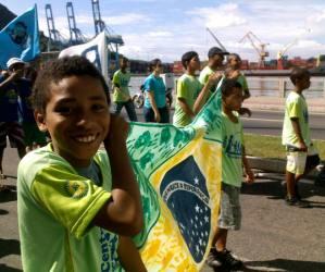 niños brasil