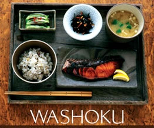 Comida japonesa, Washoku.