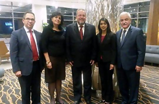 Ministra de Turismo canadiense recibe a su homólogo cubano