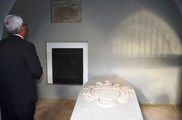 Eusebio Leal recorre lugares históricos de Estados Unidos. .  Foto: Cubadebate