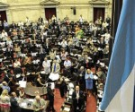 Cámara de Diputados de Argentina. Foto tomada de Vallarta Noticias.