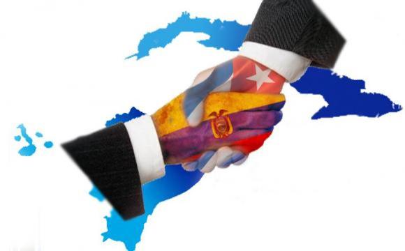 Declaración de cubanos residentes en Ecuador