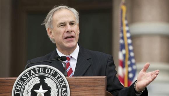El Gobernador de Texas, Greg Abbott. Foto: Archivo.