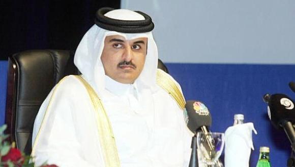 Su Alteza el Jeque Tamim Bin Hamad Al-Thani, Emir del Estado de Catar. (Foto: Archivo)