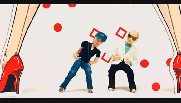Let me be your lover, el video clip de Enrique Iglesias y Pitbull realizado por Alejandro Pérez y ganador de los Premios Lucas 2015.