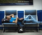 En la espera. Foto: Juan Pablo Carreras / Cubadebate
