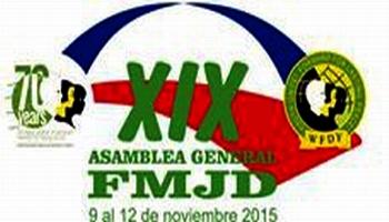 La Asamblea de la Federación Munidal de Juventudes Democráticas sesionará en Cuba.