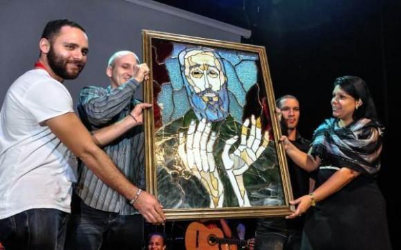 Federación Mundial de Juventudes Democráticas envía reconocimiento a Fidel