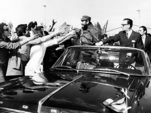 Fidel en Chile (1)