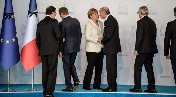 Líderes del G20 acuerdan cooperar más contra el terrorismo. Foto: AFP