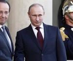 Los mandatarios francés y ruso también debatirán sobre. Foto tomada de The Australian