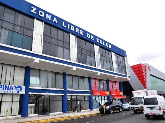 La Zona libre de Colón, en Panamá es una de las más conocidas. Foto: Adriano Duff / LA Estrella de Panamá