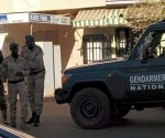Las fuerzas de seguridad de Mali llegando al hotel Radisson de Bamako, en la capital del país. (Reuters)