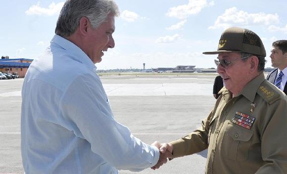 Regresó Raúl Castro a Cuba