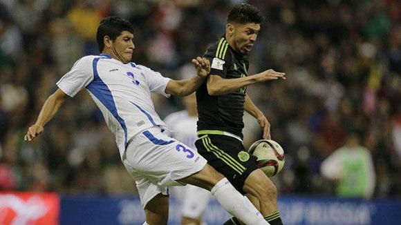 México arrancó la eliminatoria con una victoria. Foto: Reuters