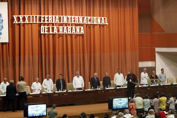 La Gala tuvo lugar en el Palacio de las Convenciones. Foto: José Raúl Concepción Llanes/Cubadebate.