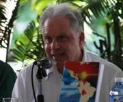 Arnold August. Foto: José Raúl Concepción/Cubadebate.