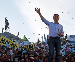 Mauricio Macri gana las presidenciales argentinas, según primeros datos oficiales