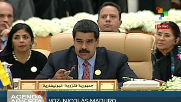 También acordaron asumir el plan 2030 adoptado recientemente en el seno de la Organización de Naciones Unidas (ONU). Foto: teleSUR.