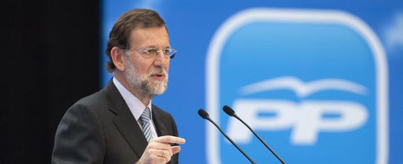 Mariano Rajoy, actual presidente de España y líder del PP. Foto: El Confidencial.