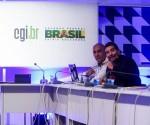 Mesa de debate do Fórum de Governança da Internet, em João Pessoa - Divulgação Ricardo Matsukawa