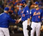 Esta era la primera vez en 15 años que los Mets de Nueva York llegaban a la final de la Serie Mundial.